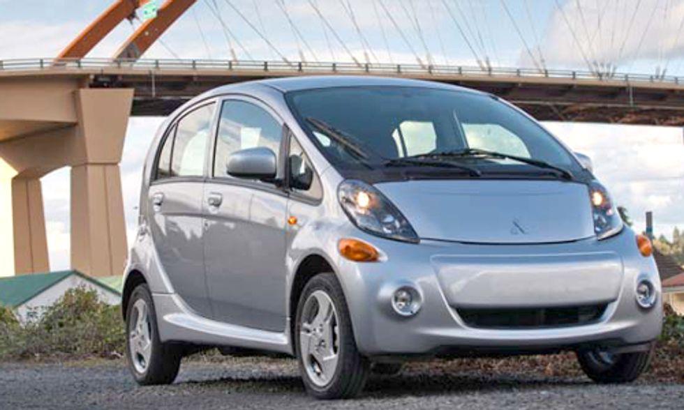 11 EVs Cheaper Than the Average New Car