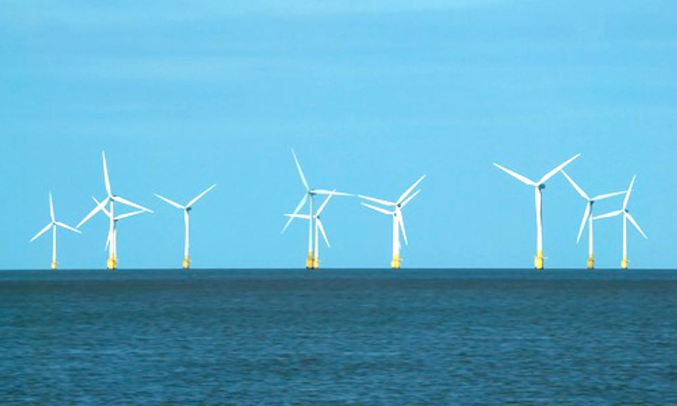 UK Wind Industry Says 'Game On' for Competing With Fossil Fuels