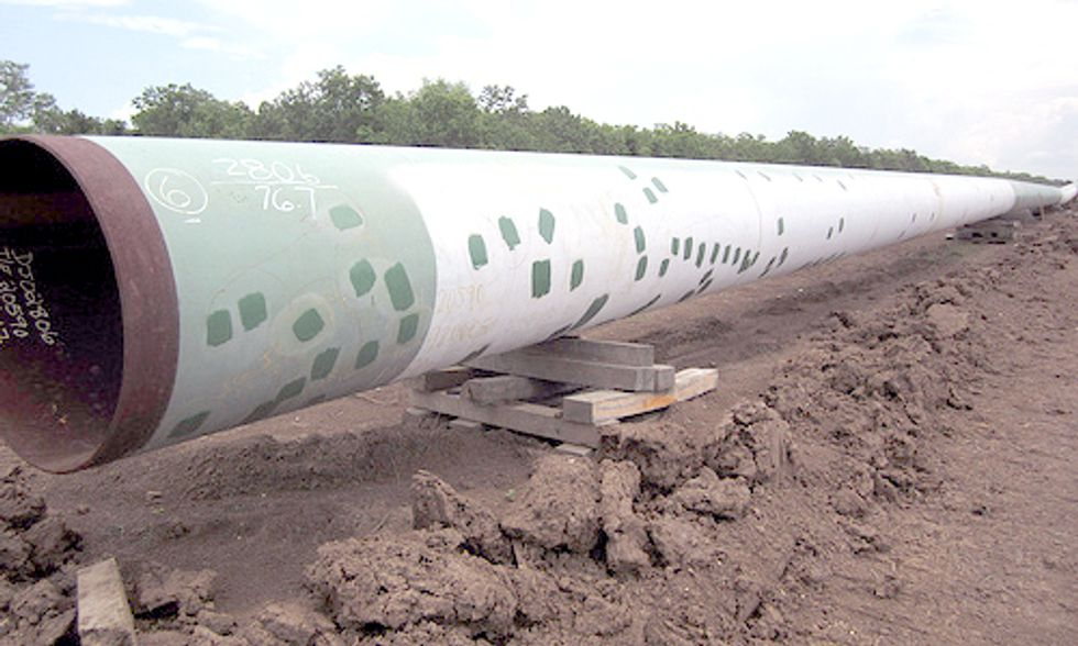 Keystone XL Southern Leg Now Being Injected With Oil