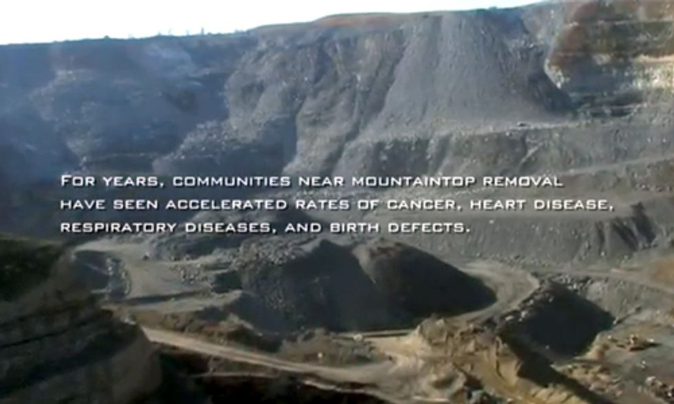 Dear Sen. Rockefeller: Call 'Time Out' on Mountaintop Removal