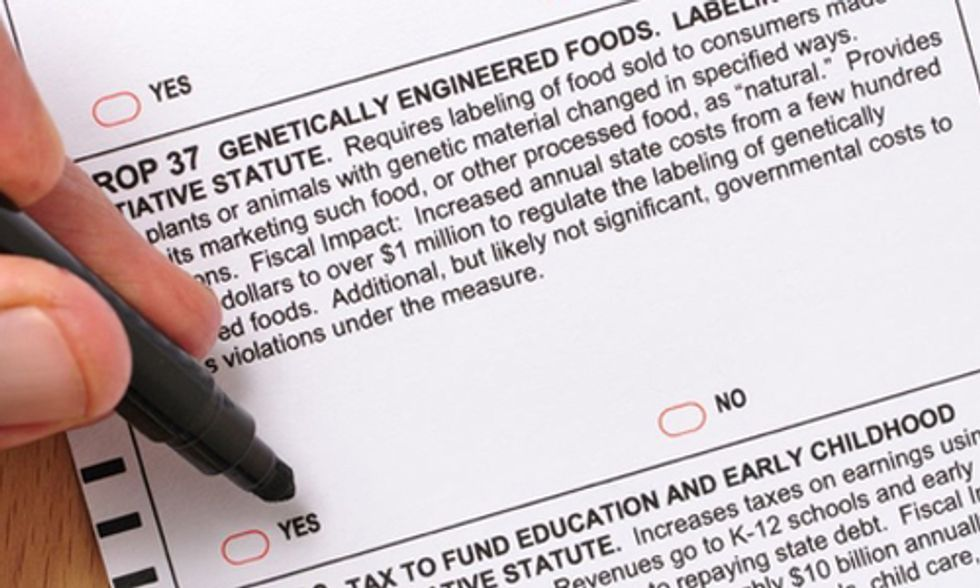 Next Steps for the GE Food Labeling Movement