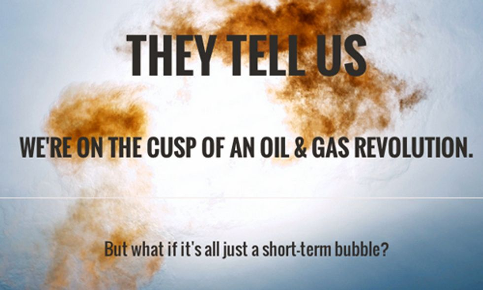 Video: Economics is the Achilles Heel of Fracking