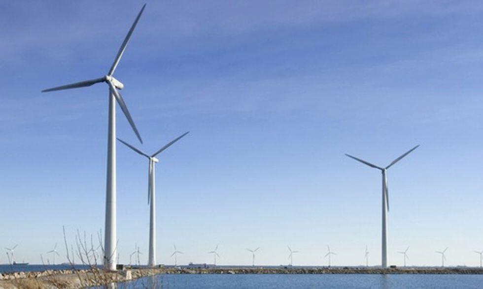 How Wind Met All of Denmark's Electricity Needs for 90 Hours