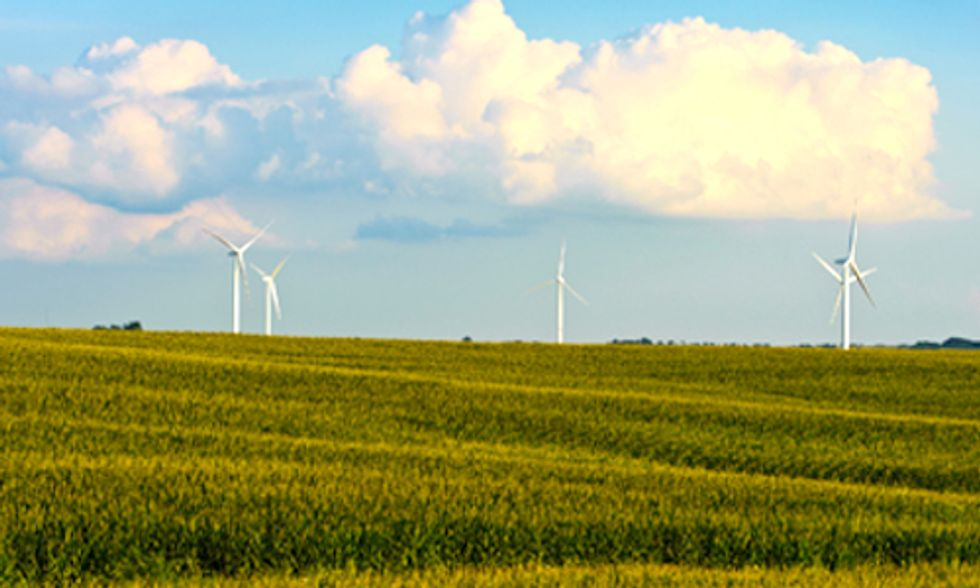 World's Largest Onshore Wind Turbine Order Coming to U.S.