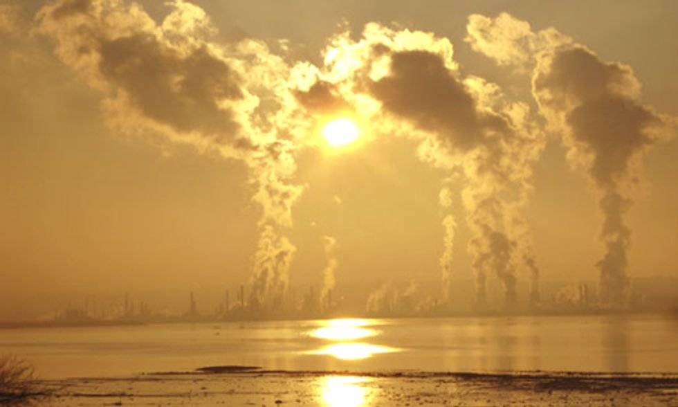 Science on Trial: Big Oil Funds Attacks on EPA Air Pollution Standards