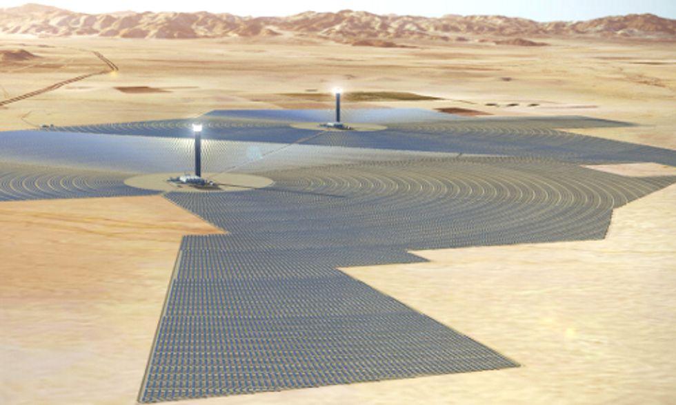 Bird Death Risk Puts Massive California Solar Project in Serious Doubt