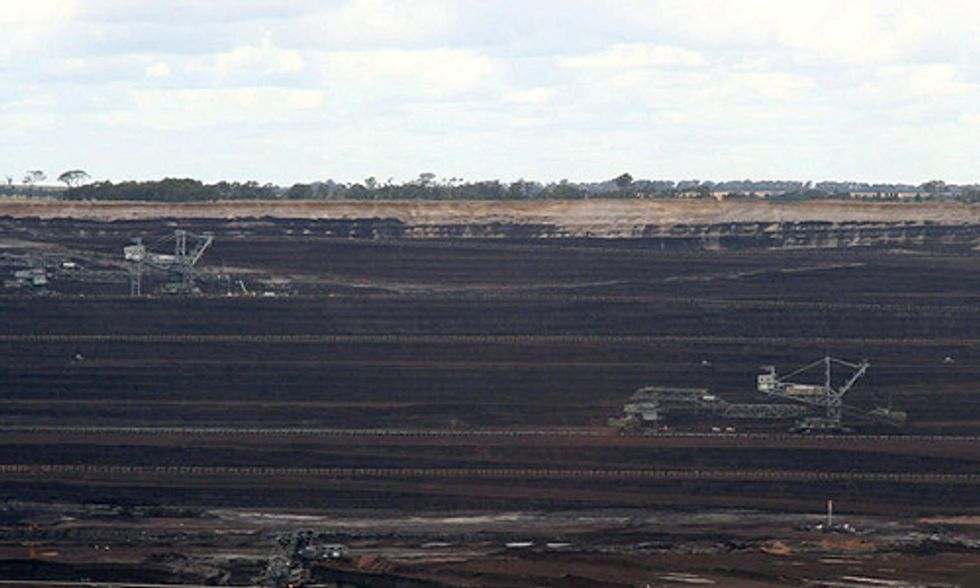 Drop in Demand From China Threatens Australian Coal Mining Projects