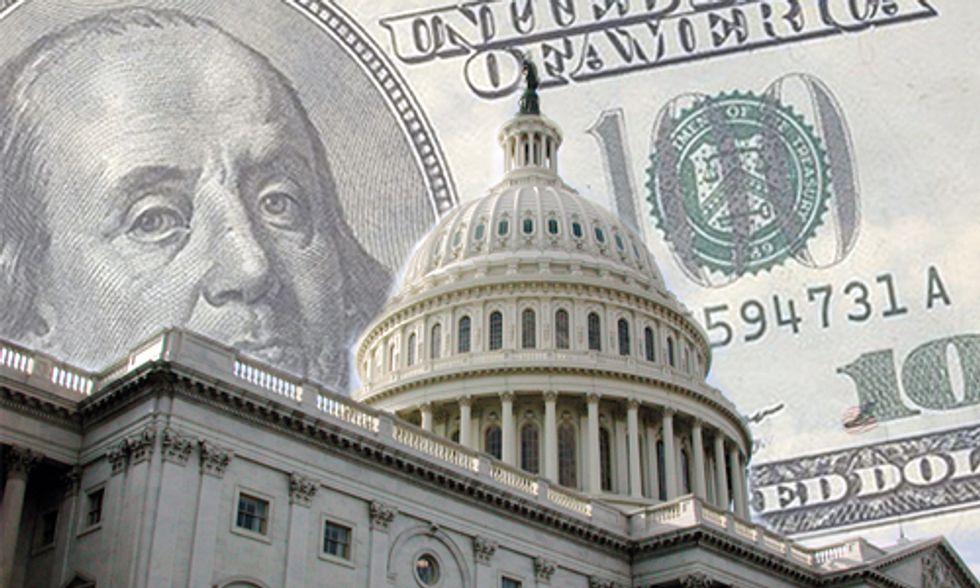 SEC, Get Money Out of Politics