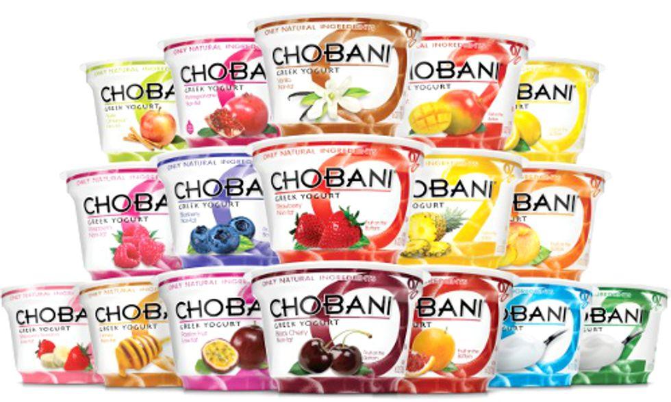 Whole Foods Pulls Chobani Greek Yogurt for Failure to Label GMOs