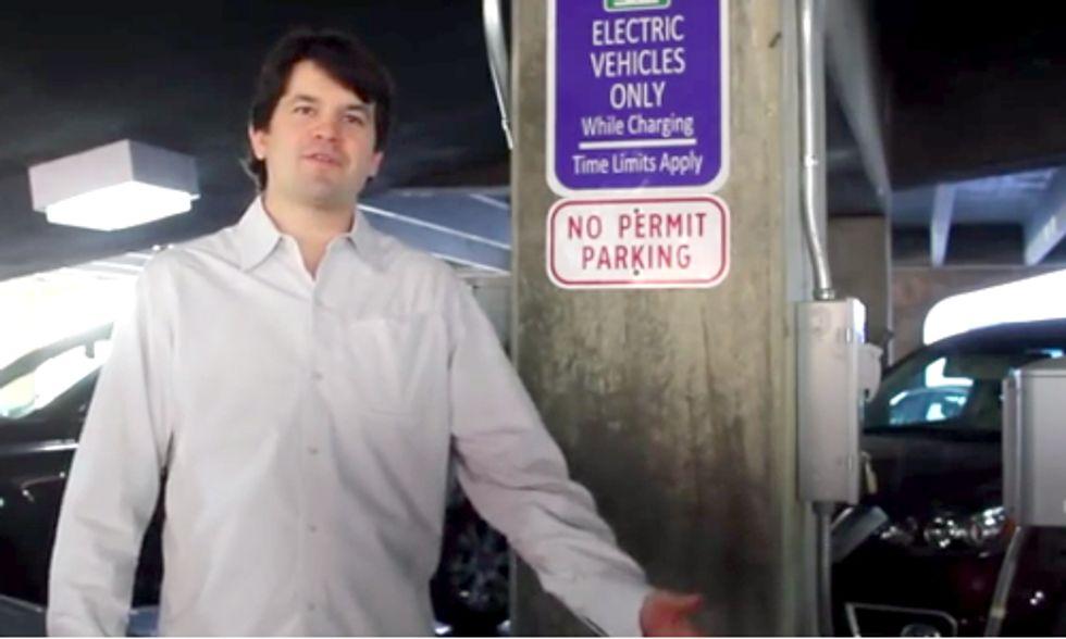 Video: EV Charging Etiquette