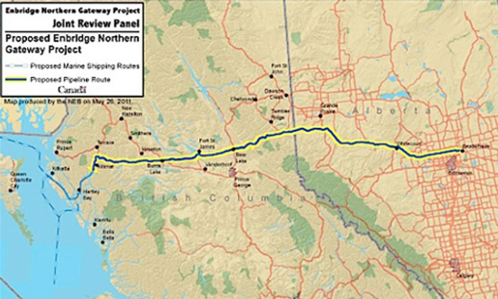 Enbridge Northern Gateway Pipeline Gets Approved, Ignores Massive Opposition