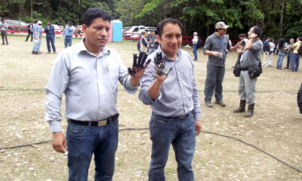 Ecuadorians 40+ Year Fight Against Chevron Continues Into 2014