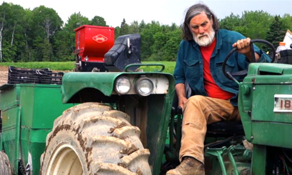 Organic Farmers vs. Monsanto: Final Appeal to U.S. Supreme Court to Protect Crops from GMO Contamination