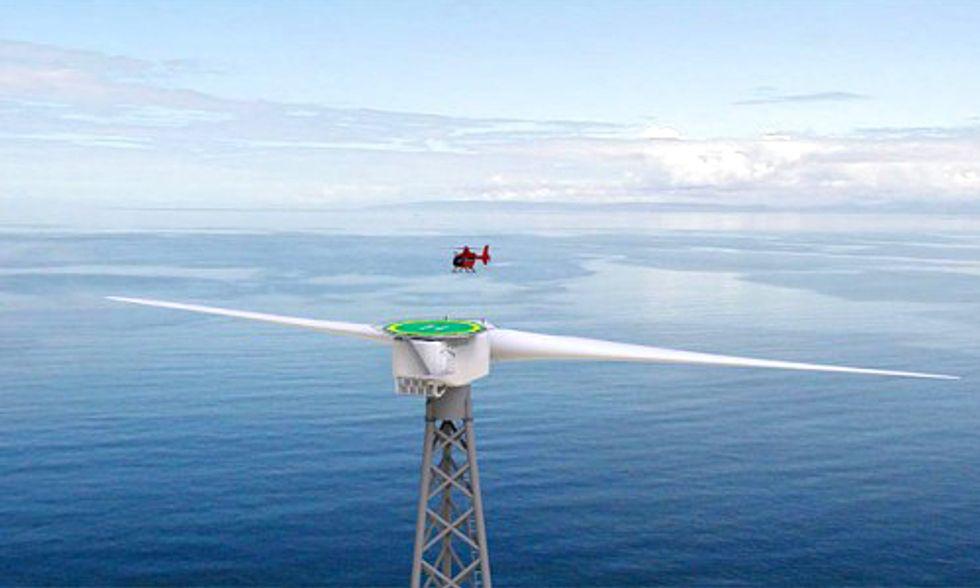 Scotland Zips Past U.S. on Road to 100 Percent Renewable Energy by 2020