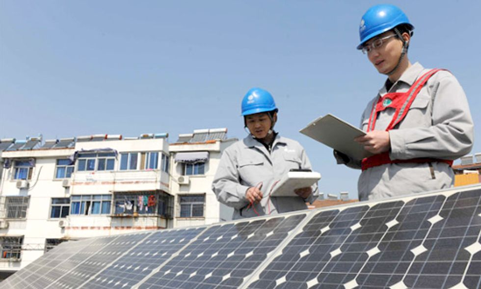 Half of World's Solar Demand to Come From Asia-Pacific Region in 2014