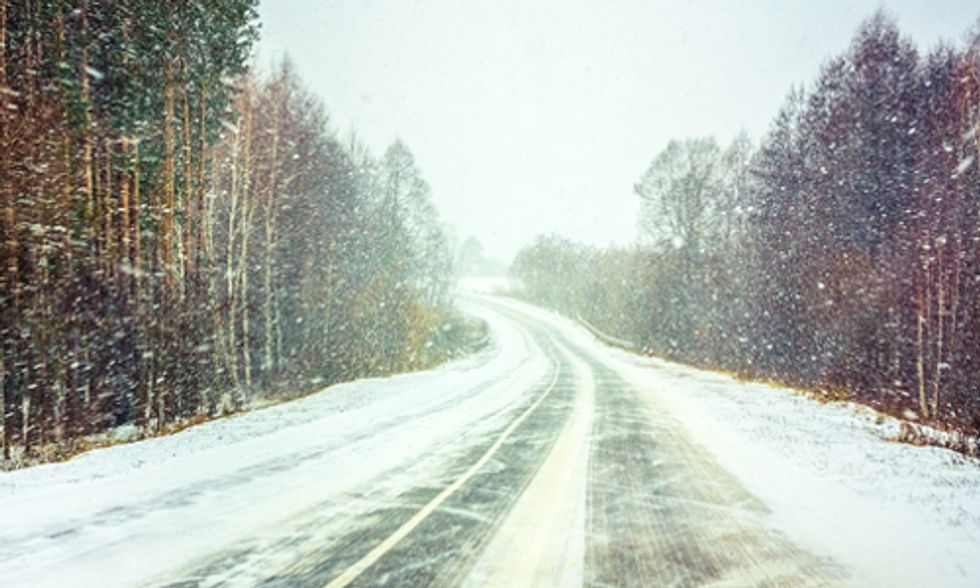 Road Salt Contaminates U.S. Waterways in Northern States Year Round
