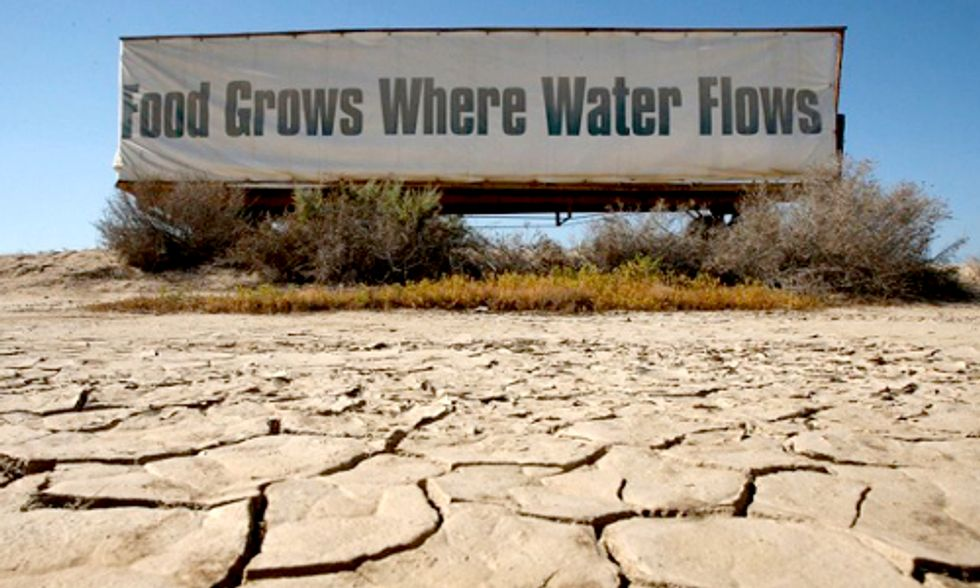 Devastating Drought Continues to Plague California