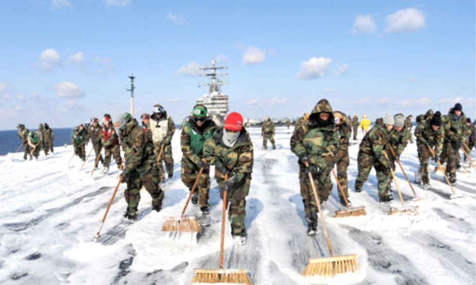 70+ USS Ronald Reagan Crew Members, Half Suffering From Cancer, to Sue TEPCO For Fukushima Radiation Poisoning