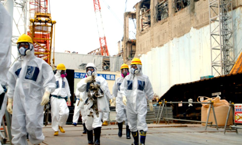 Fukushima Nightmare Continues as Homeless People are Recruited for Cleanup, Scammed Out of Wages