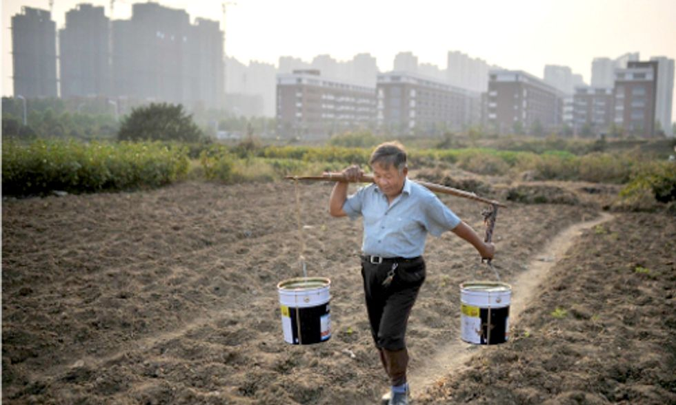 China Has 8 Million Acres of Land Too Polluted to Grow Food