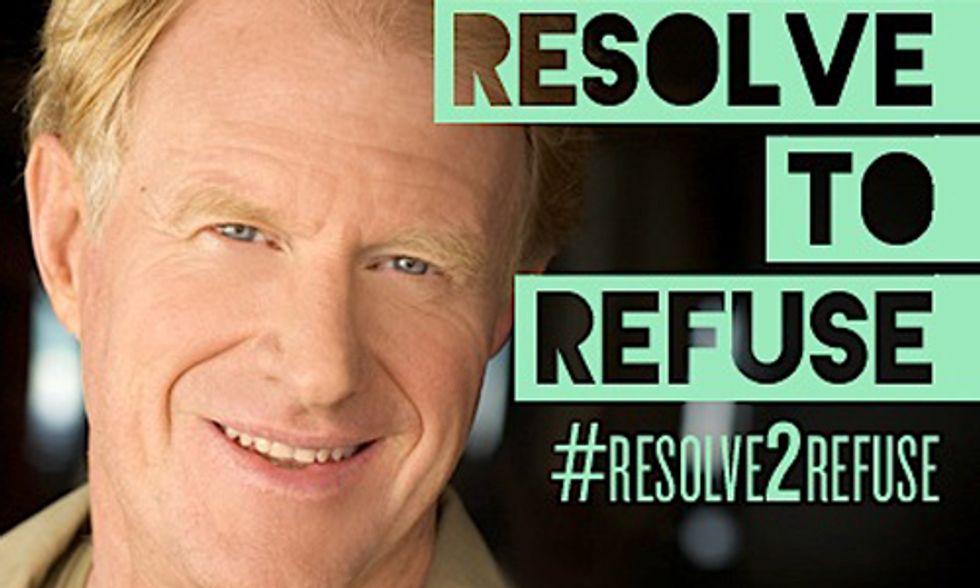 New Year's Resolution: Refuse Disposable Plastics