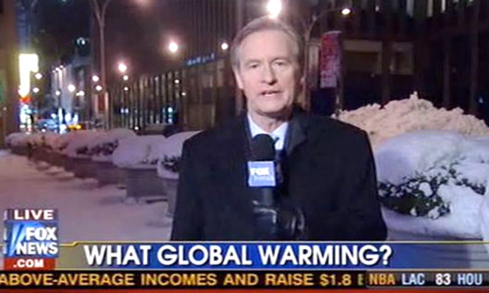 Top 13 Dumb Things Media Said About Climate Change in 2013
