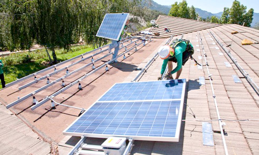 California Installed More Rooftop Solar in 2013 Than Previous 30 Years Combined
