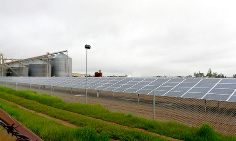 Solar Beats Natural Gas in Game-Changing Court Ruling