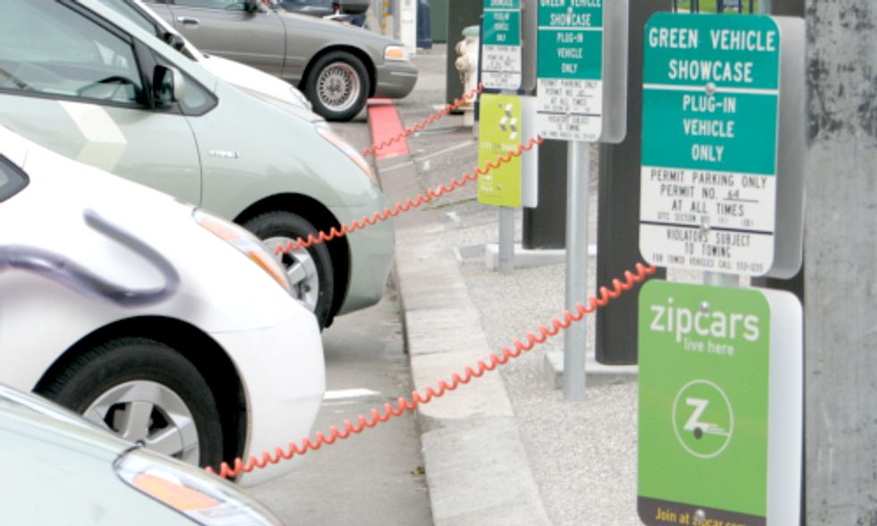 One in Five New Parking Spaces in New York City Required to be EV-Compatible