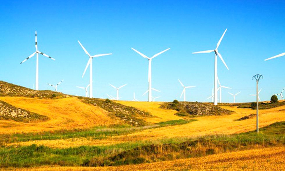 Spain Achieves Renewable Energy Breakthrough: Wind Supplies More Power Than Any Other Source