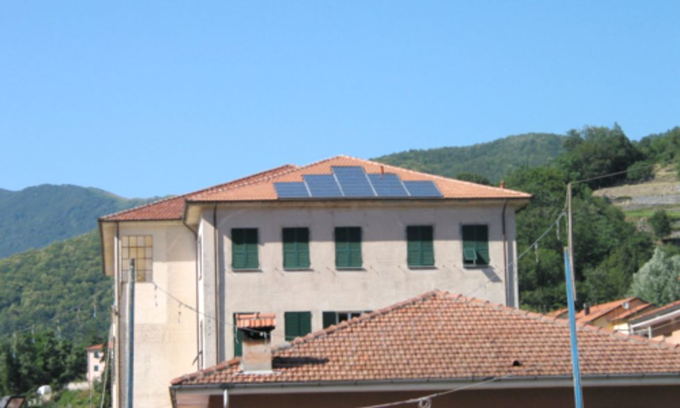 How Renewable Energy and Organic Farming Helped Revitalize a Small Italian Town