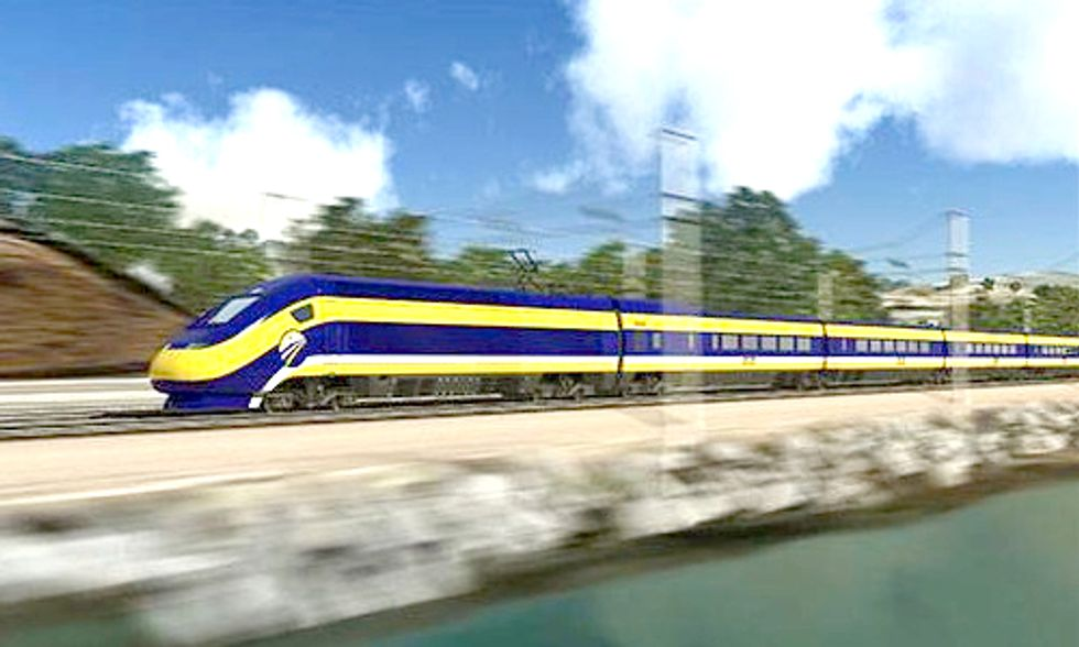 California Residents and Politicians Ask Gov. Brown to Give Up on High-Speed Rail