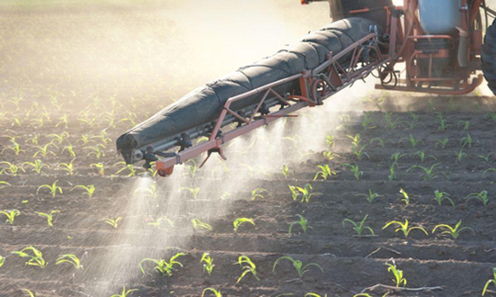 World Fertilizer Use Reaches Diminishing Returns