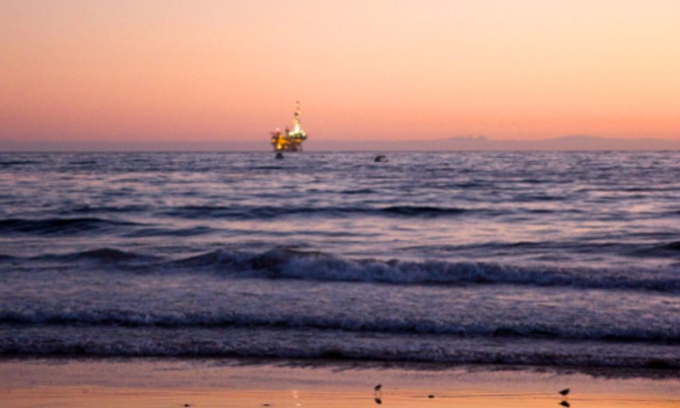 EPA Will Require Offshore Frackers to Report Chemicals Discharged Into Pacific