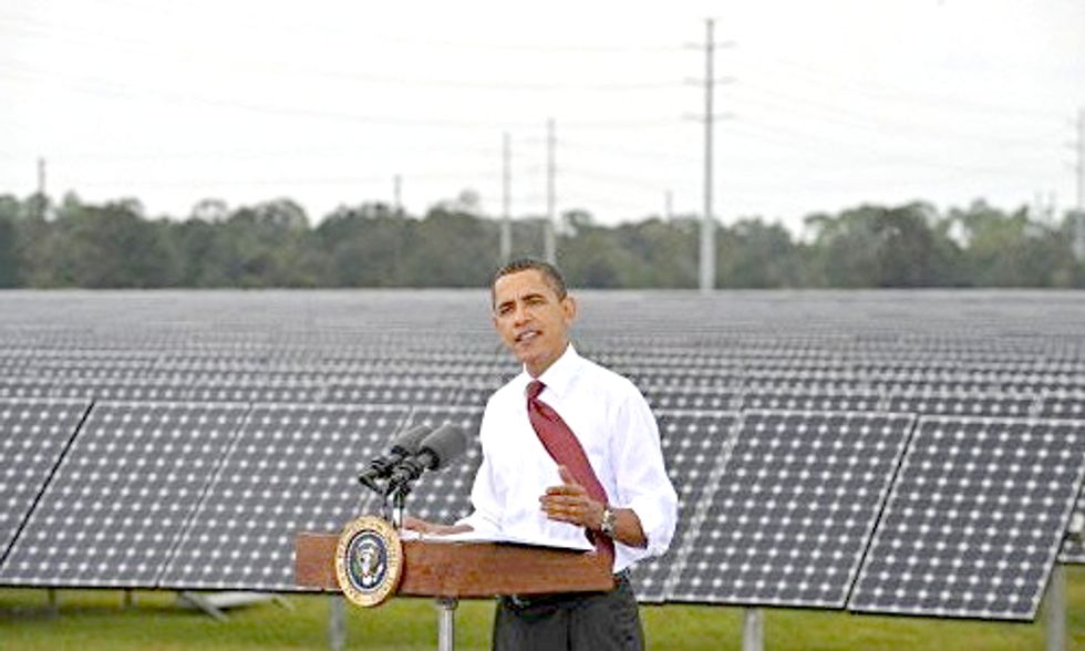 Obama Calls For Energy Infrastructure Review Every Four Years