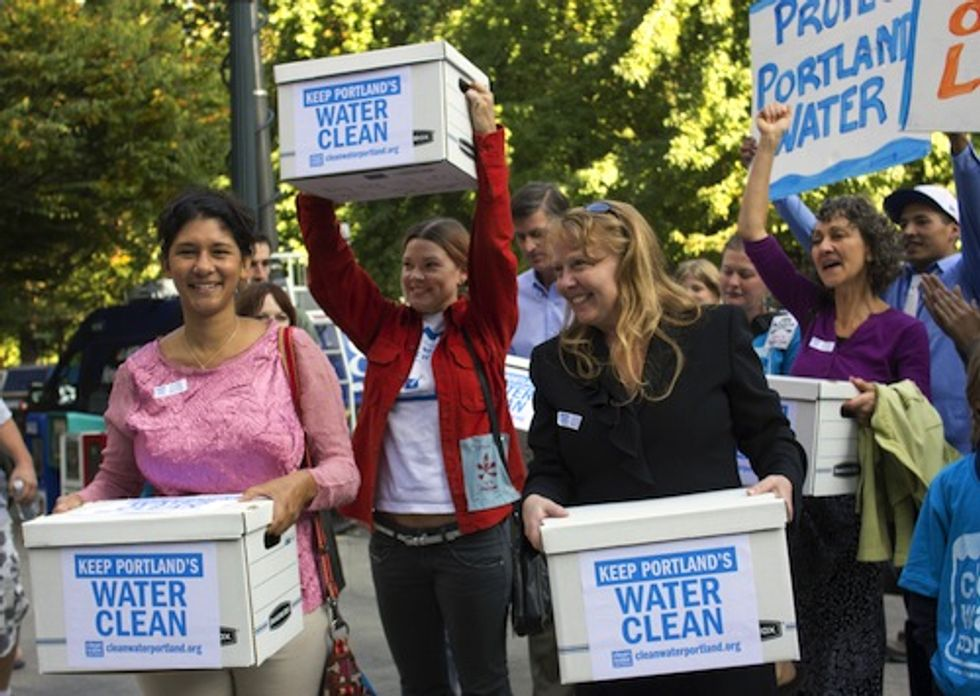 Victory: Science and Integrity Defeat Big Fluoride in Portland