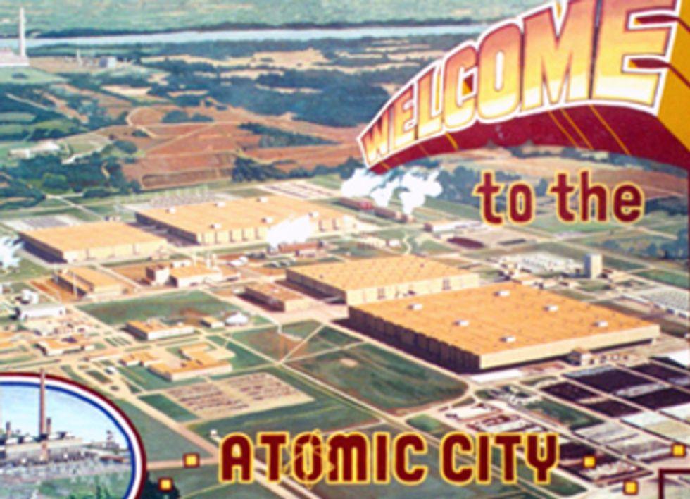 Countdown to Nuclear Ruin at Paducah