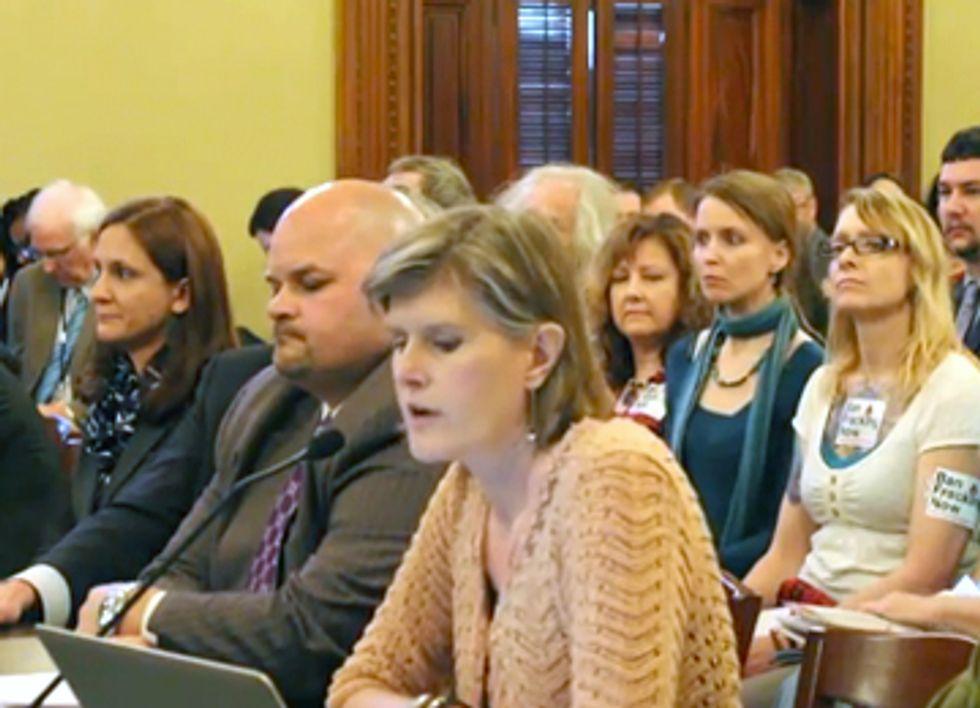 Steingraber Calls Out Illinois Fracking Regulations