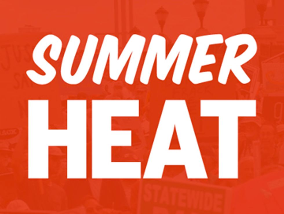 Summer Heat: Mass Actions to Stop the Climate Crisis