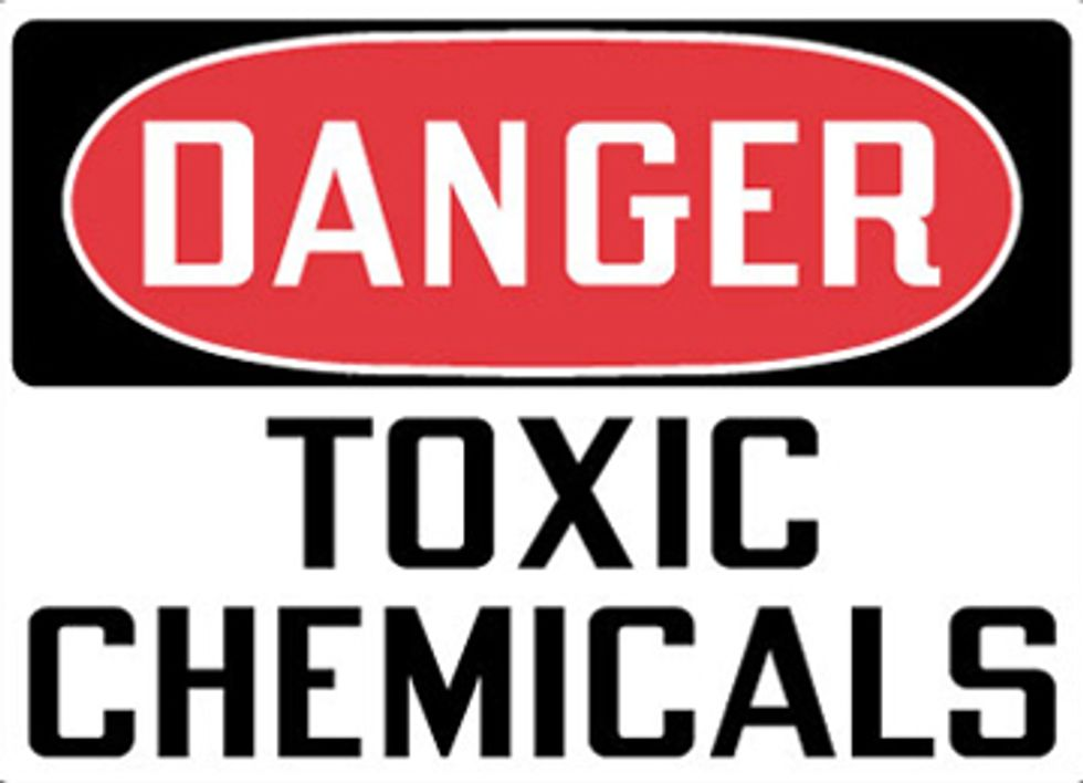 Bipartisan Toxic Reform Bill Introduced in Senate