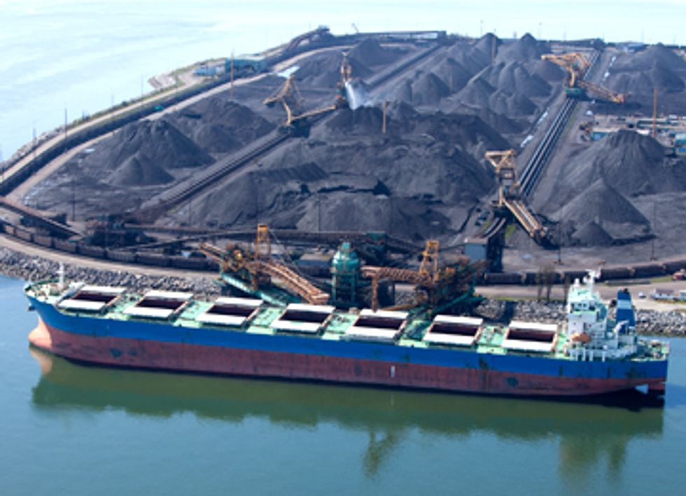 Proposed Coal Export Terminals Putting People and Planet at Risk