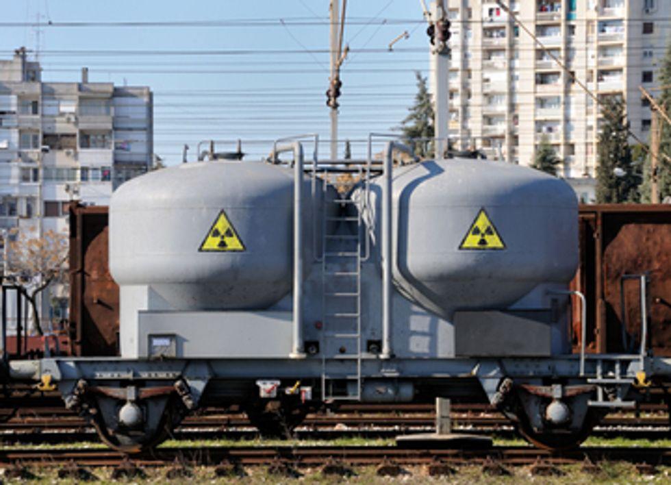 Draft Legislation Fails to Provide Solution for U.S. Stockpile of Nuclear Radioactive Waste