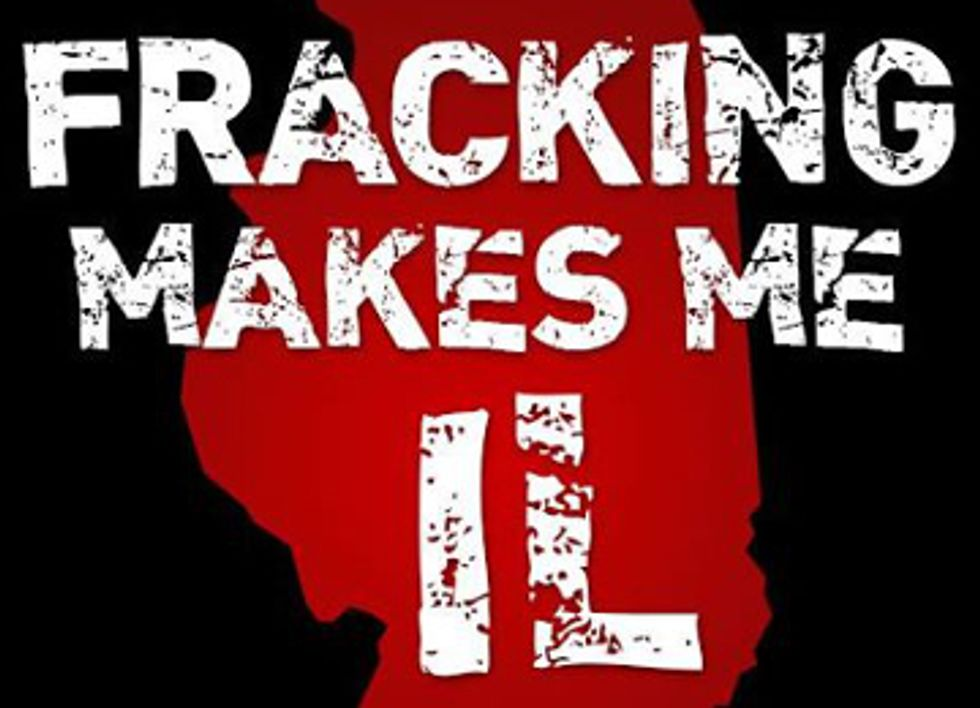 Illinois Fracking Fight Continues