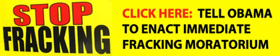 PA Residents to IL Governor: Ban Fracking