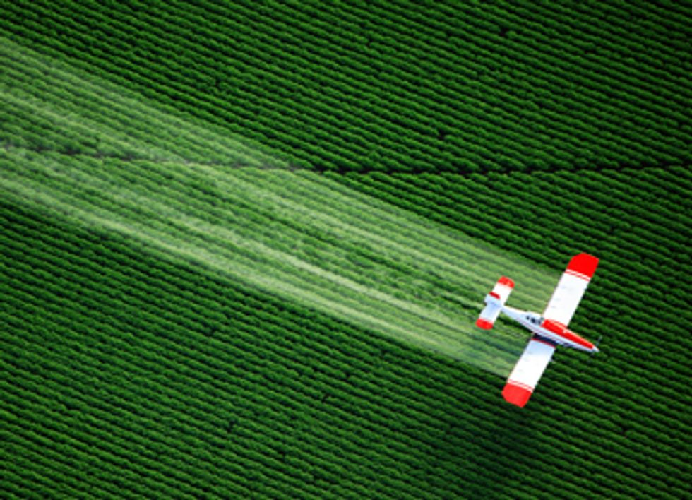 Study Shows Pesticide Exposure Dramatically Increases Risk of Developing Parkinson's Disease
