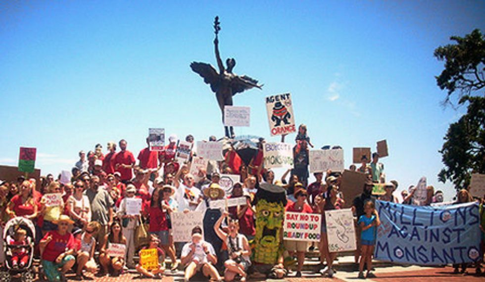 March Against Monsanto Unites Global Food Activists