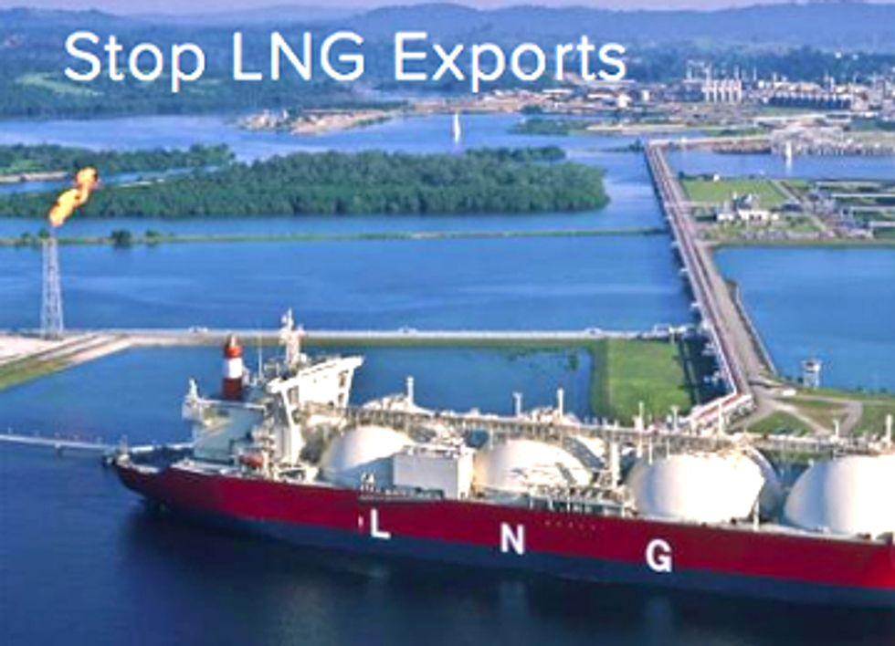 Top 5 Reasons LNG Exports Are a Very Bad Idea