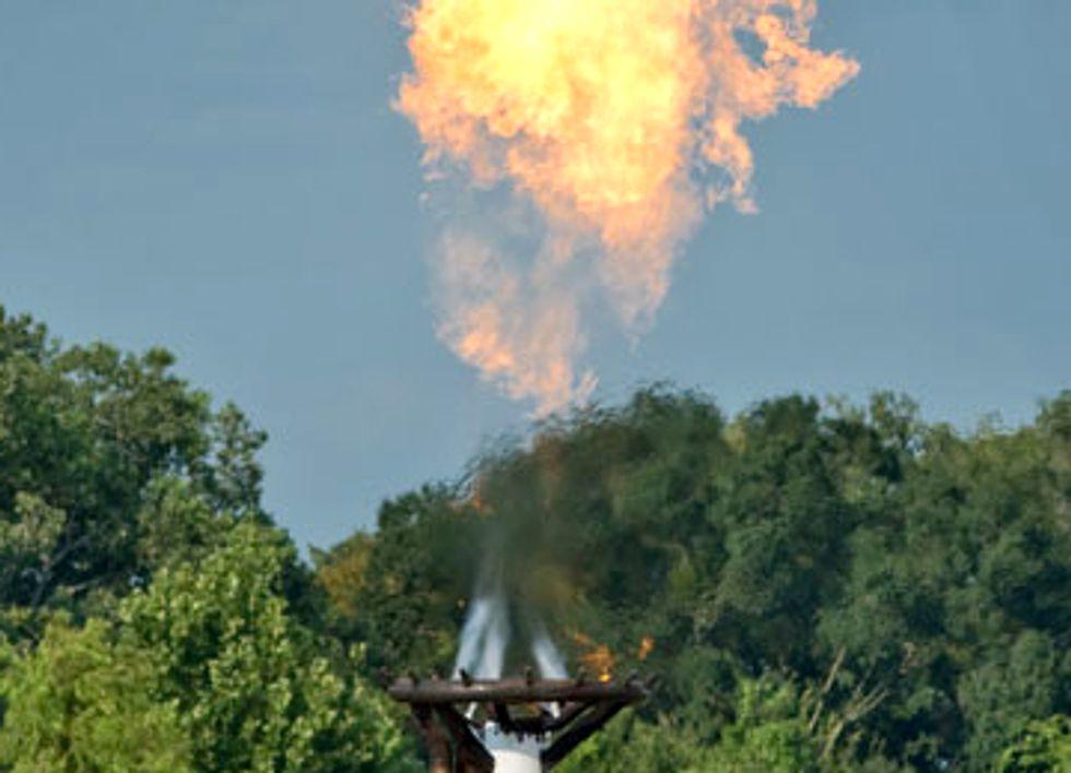 Fracked Gas: A Bridge Fuel to Nowhere