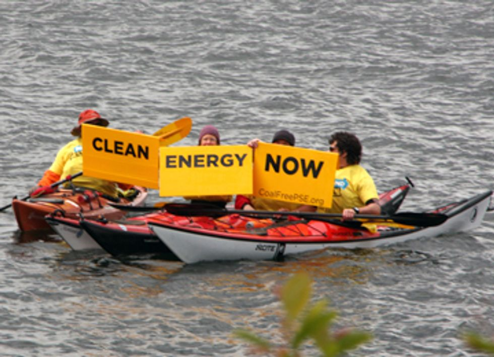 Energy Company Reveals Plan to Power Northwest with Dirty Coal for Next 20 Years