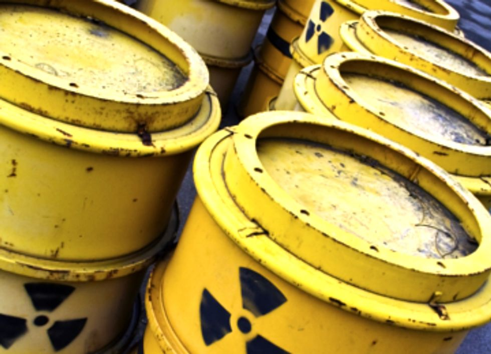 Concerns Over Radioactive Fracking Waste Continue to Mount